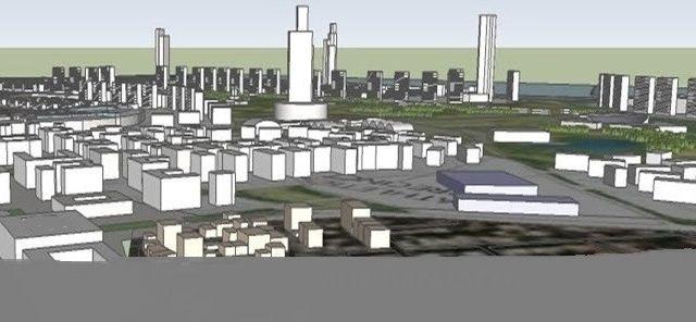 Μόνο στο ecopress: Αυτό είναι το τελικό ΠΔ για το Ελληνικό – Όλα τα πολεοδομικά μεγέθη -Οι ουρανοξύστες και τα ψηλά κτίρια – Δείτε που και τι θα γίνει