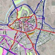 Λάρισα: Τα έργα βάση του Σχεδίου Βιώσιμης Αστικής Κινητικότητας