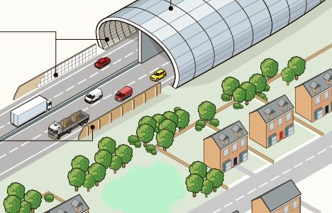 Ε.Ε.Σ.Υ.Ε: Εσπερίδα για τις σήραγγες των αυτοκινητοδρόμων