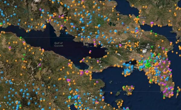 Αρχαιολογικό Κτηματολόγιο: άνοιξε για πολίτες, επαγγελματίες, επενδυτές